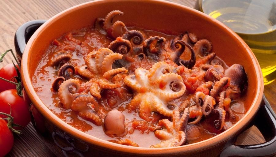 polipetti-alla-luciana-briante-chef-fumetto-pesce-crostacei-prodotti-cucina-professional-derado-matera-basilicata