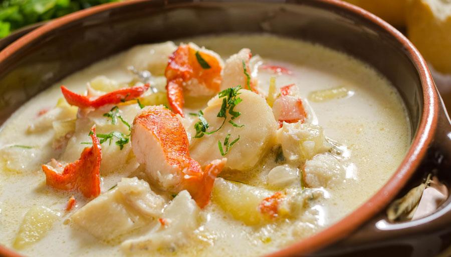 zuppa-di-pesce-briante-chef-fumetto-pesce-crostacei-prodotti-cucina-professional-derado-matera-basilicata
