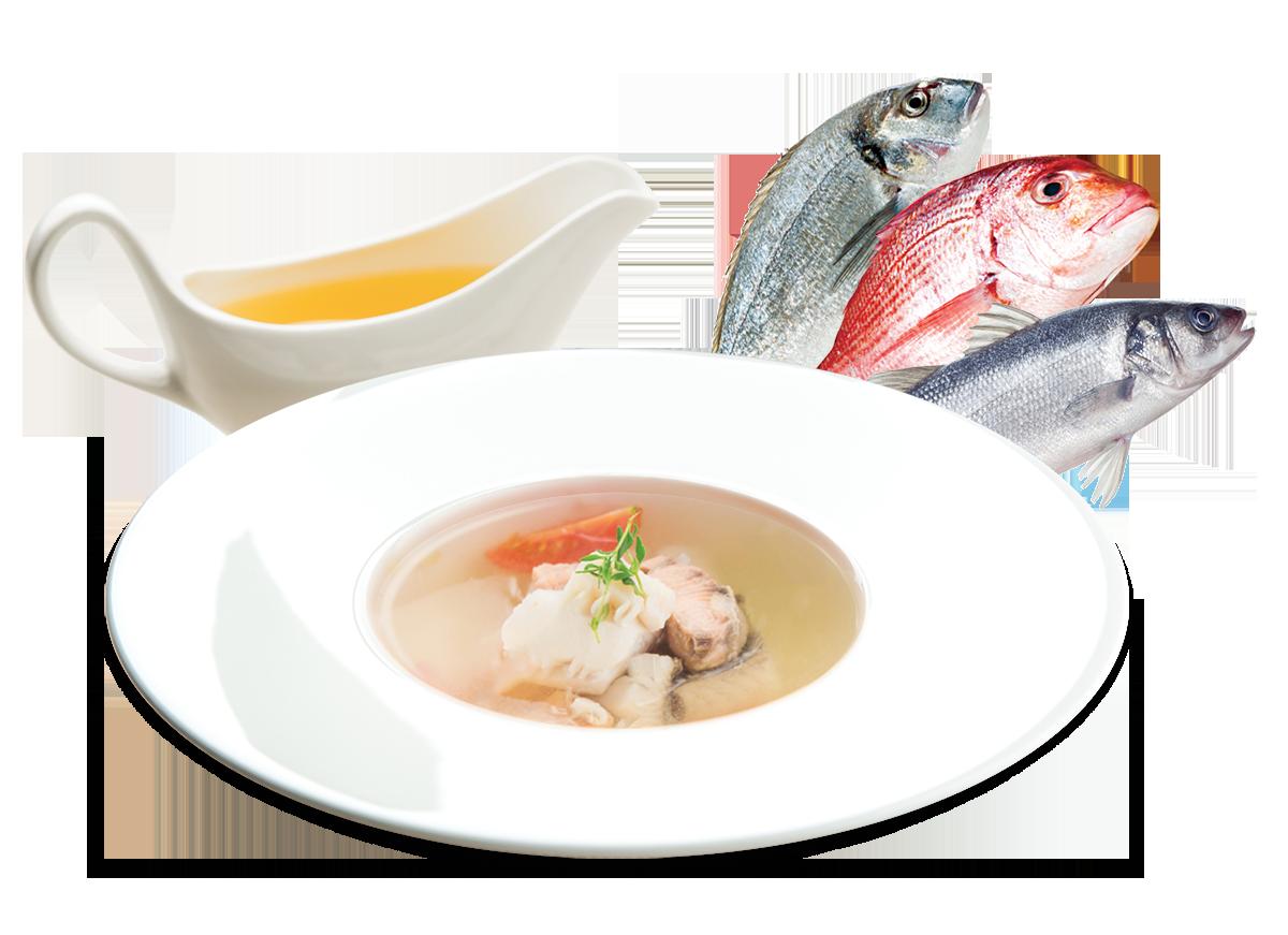 zuppa-pesce-briante-chef-fumetto-pesce-crostacei-prodotti-cucina-professional-derado-matera-basilicata